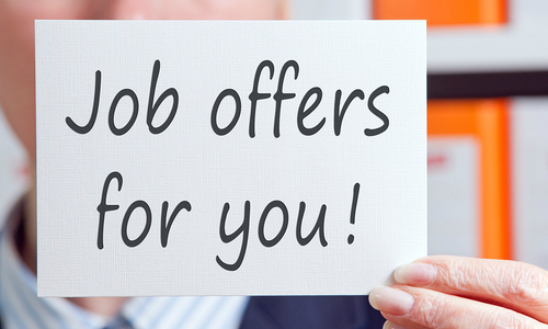 The job offer – a fad or necessity?