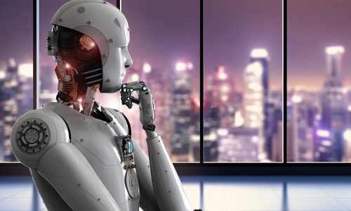 "What should we be expecting? ""Revolution of robots"", stunning discoveries and inevitable change"